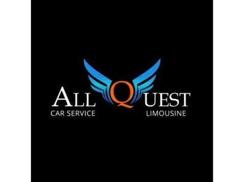 All Quest Car Service & Limousine - Taxi Companies