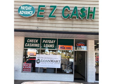 EZ Cash Title Loans - LoanMart Montclair - Mortgages & loans