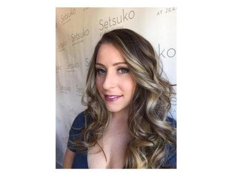 Setsuko at Jean Claude - Hairdressers