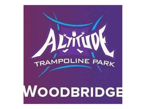Altitude Trampoline Park - Sports