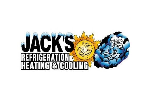 Jack's Refrigeration, Heating and Cooling - Plumbers & Heating