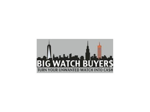 Big Watch Buyers - Jewellery