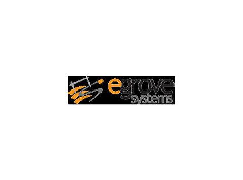 Egrove systems - Webdesign