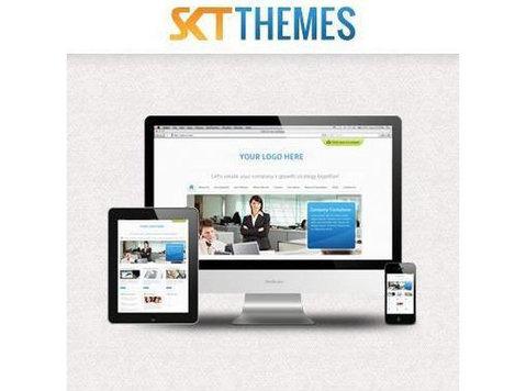 SKT THEMES - Webdesign