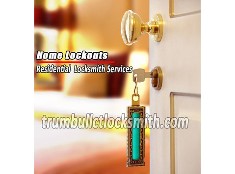 Trumbull CT Locksmith - Security services