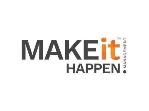Make It Happen Management - Conference & Event Organisers