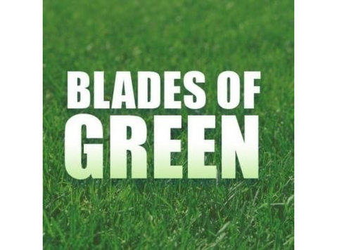 Blades of Green - Home & Garden Services
