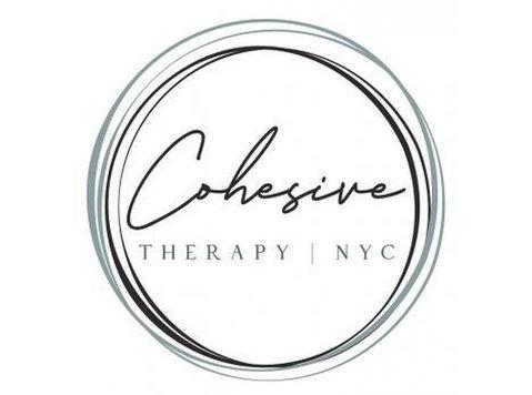 Cohesive Therapy Nyc - Alternative Healthcare