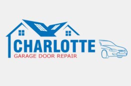 Garage door repair charlotte windows doors for Charlotte garage door repair