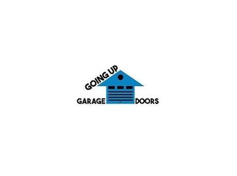 Going Up Garage Doors - Windows, Doors & Conservatories