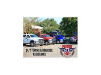 Patriot Towing Services (2) - Car Transportation