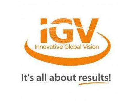 Innovative Global Vision - Website Design & Marketing Agency - Webdesign