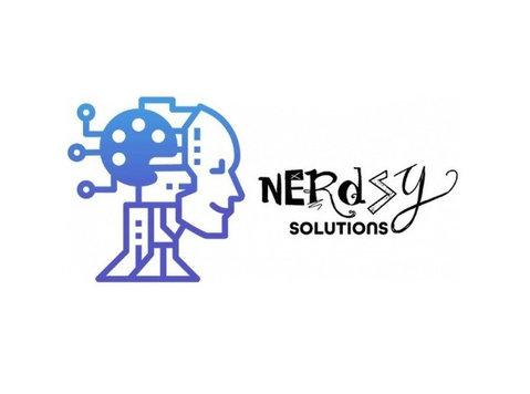 Nerdsy Solutions LLC - Webdesign