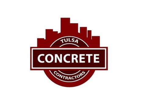 Tulsa Concrete Contractors - Construction Services
