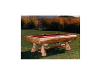 Roaring Fork Custom Billiards (1) - Furniture