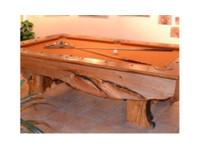 Roaring Fork Custom Billiards (2) - Furniture