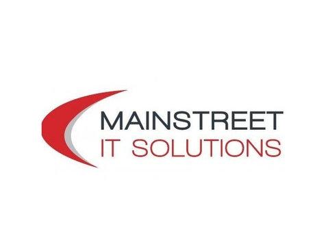 MainStreet IT Solutions - Компютърни магазини, продажби и поправки