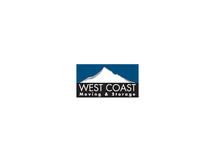West Coast Moving & Storage - Storage