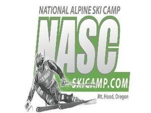 National Alpine Ski Camp - Ski, Snowboarding, Skating