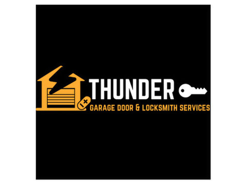 Thunder Garage Door & Locksmith Services - Home & Garden Services