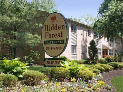 Hidden Forest - Serviced apartments