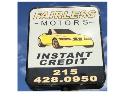 Fairless Motors - Car Dealers (New & Used)