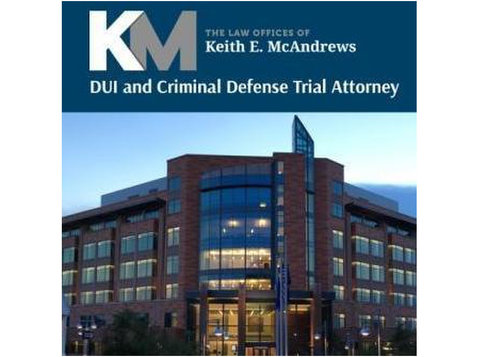 Keith E. Mcandrews, Attorney at Law - Lawyers and Law Firms