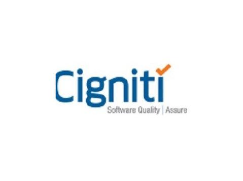 Cigniti Technologies Inc. - Informática