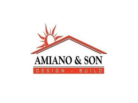 Amiano & Son Construction LLC - Home & Garden Services