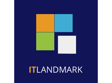 IT Landmark - Webdesign