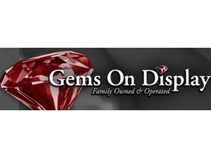 Gems On Display - Jewellery
