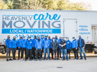 Heavenly Moving and Storage (3) - Relocation services