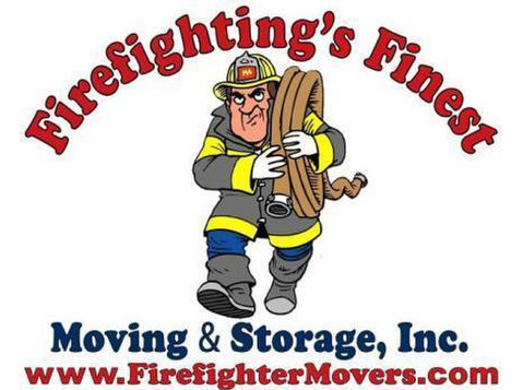Firefighting's Finest Moving and Storage - Removals & Transport