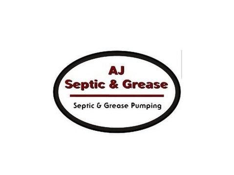 AJ Liquid Wastehaulers - Septic Tanks