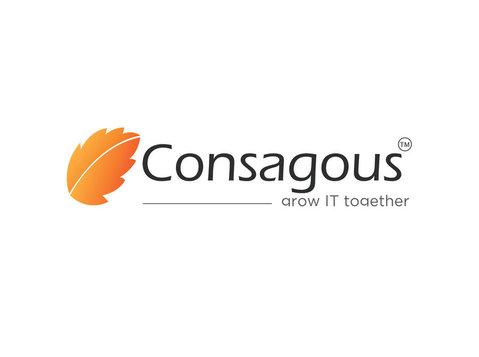 Consagous Technologies - Webdesign