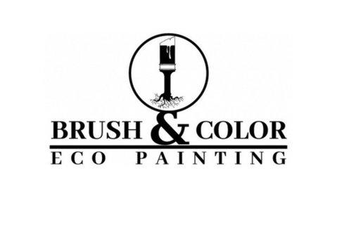 Brush & Color Eco Painting - Painters & Decorators