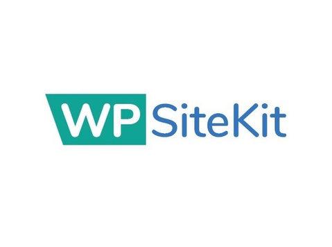 WP SiteKit - Уеб дизайн