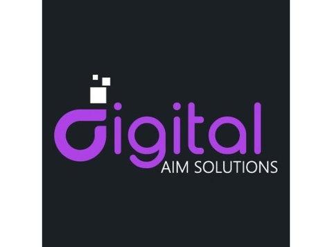 Digital Aim Solutions - Webdesign