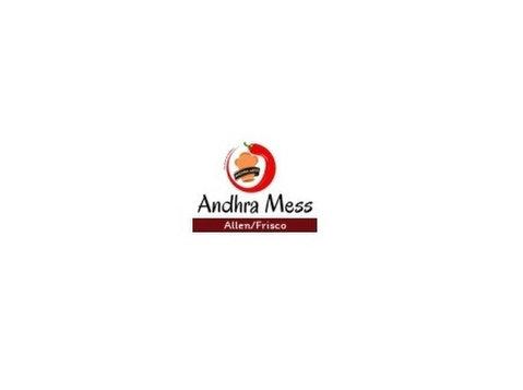 Andhra Mess Allen - Restaurants