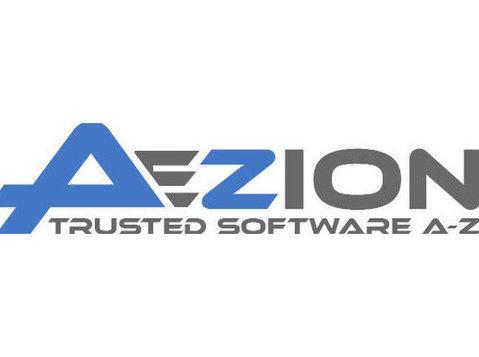 Aezion Inc. - Webdesign