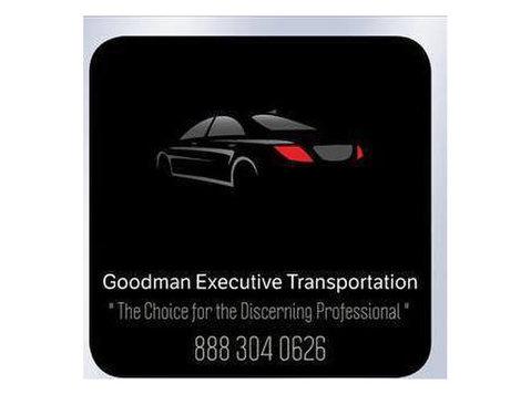 Goodman Limo Service - Car Transportation