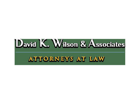 David K. Wilson & Associates - Lawyers and Law Firms