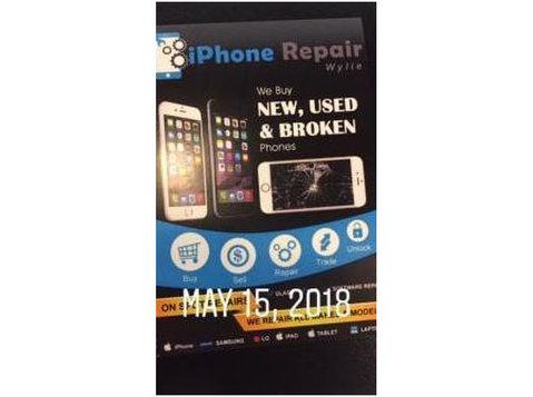 iphone Repair Wylie Sachse & Murphy - Computer shops, sales & repairs