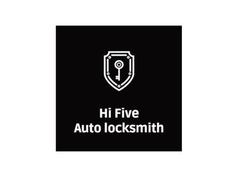 Hi Five Auto Locksmith - Security services