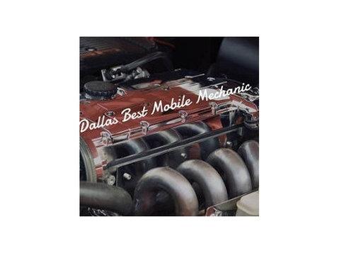 Dallas Best Mobile Mechanic - Car Repairs & Motor Service