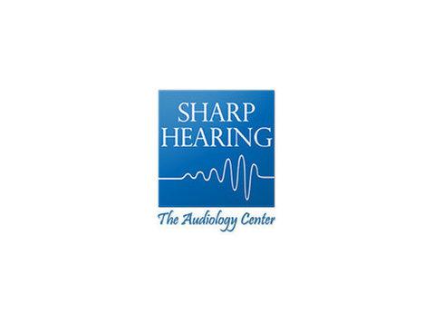 Sharp Hearing - The Audiology Center - Hospitals & Clinics