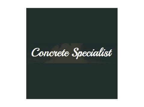 Concrete Specialist - Home & Garden Services