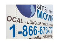 Small World Moving Tx (1) - Removals & Transport