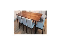 Rustic + Modern Handcrafted Furniture (1) - Furniture