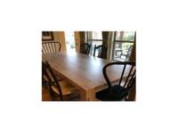 Rustic + Modern Handcrafted Furniture (2) - Furniture